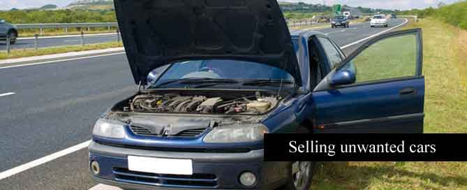 Selling Unwanted Cars Melbo
