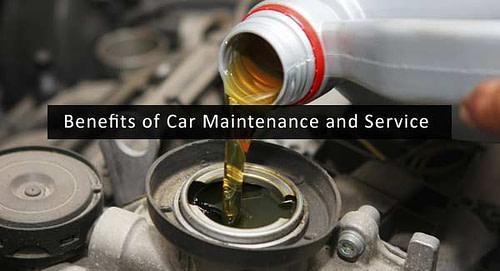 Benefits of Car Maintenance and Regular Service
