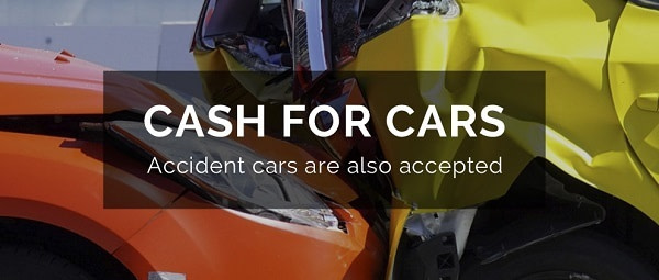 ways to wreck your car for cash