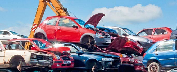 Why To Sell Your Car For Wrecking