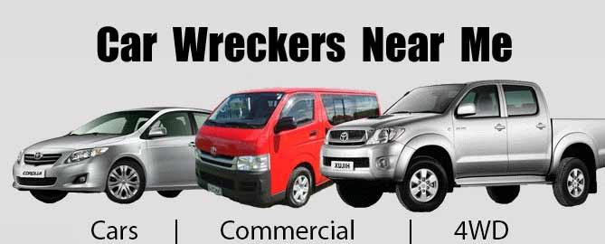 car wreckers near me